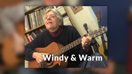 Windy & Warm