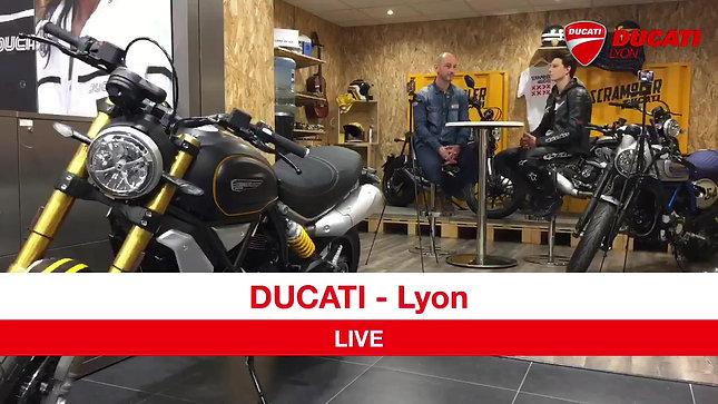 Ducati Lyon
