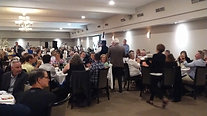 piping at Lobsterfest in Guelph for the Guelph Rotary Sep 2019..