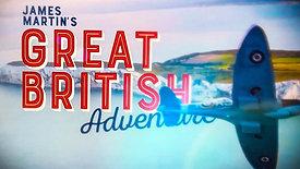 JAMES MARTIN'S GREAT BRITISH ADVENTURE (Trailer)