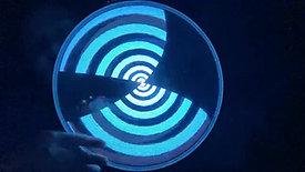 Spiral in the dark