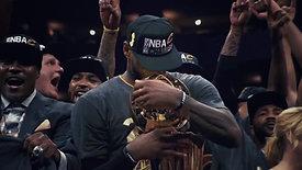 2018 NBA Finals - 'Finally Mine'