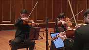 Beethoven Workshop - Parker Quartet