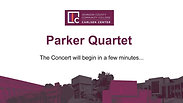 Parker Quartet Virtual Performance