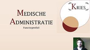 Medische Administratie opleiding