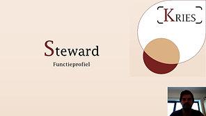 Steward opleiding