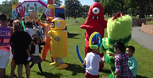 Gabba gabba in fun 4Kids in My little World (862)2552961