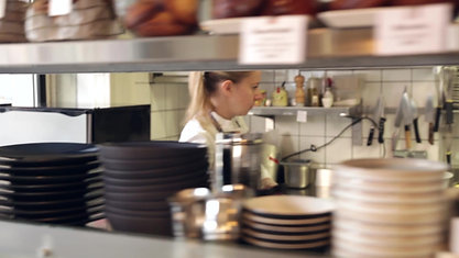 Restaurant le Kitchen Cafe