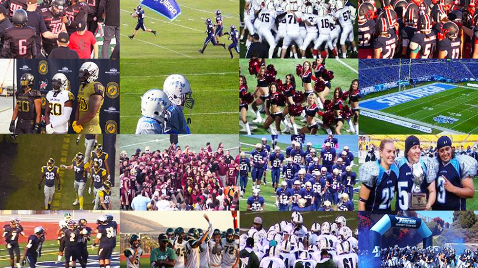 San Diego Football Network