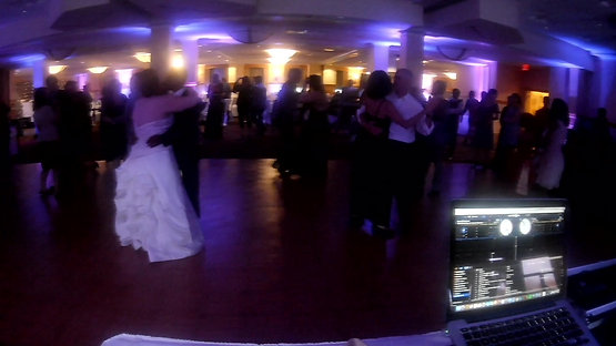 DJ Kasanova @ Erica & Gamme Wedding