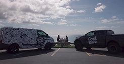 Good Buzz Kombucha Vehicle Promo
