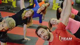 Retro Fitness | Go Team!