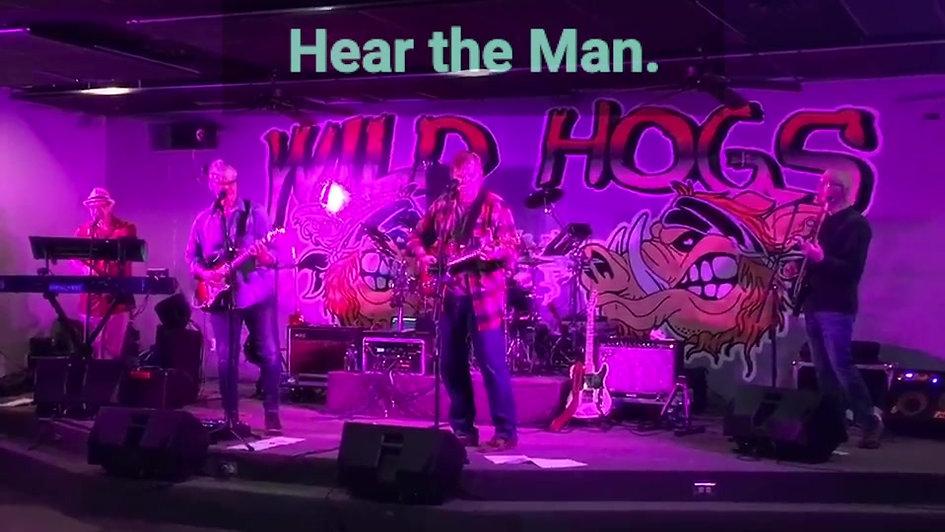 Awed Man Out at Wild Hogs