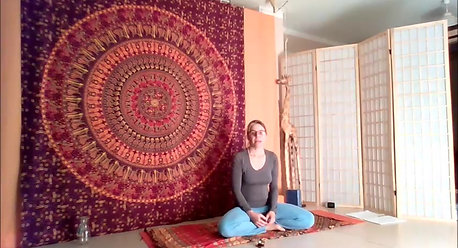 Yoga Live-Kurs vom 18.02.2021