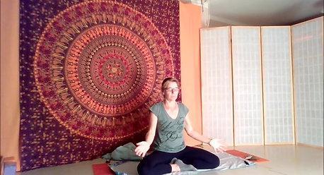 Yoga Live-Kurs vom 27.05.2021