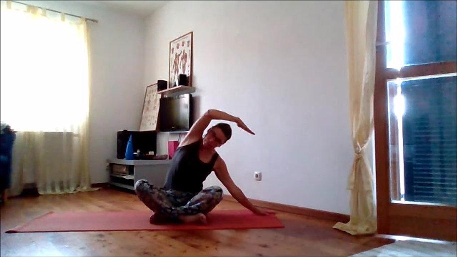 Yoga Live-Kurs vom 10.06.2021
