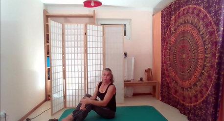 Yoga Live-Kurs vom 02.06.2021