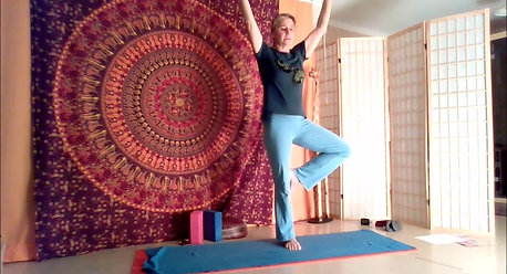 Yoga Live-Kurs vom 18.03.2021