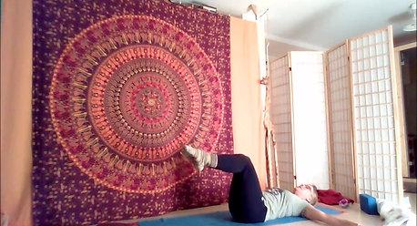 Yoga Live-Kurs vom 25.03.2021