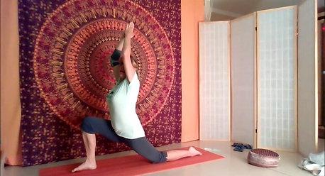 Yoga Live-Kurs vom 06.05.2021