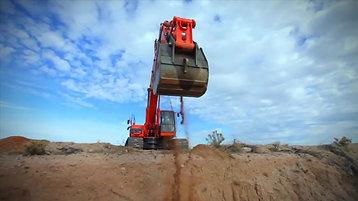 Doosan Crawler Excavators