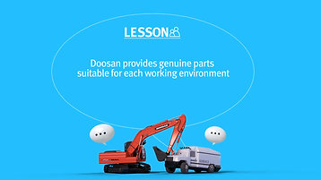 Doosan Genuine Parts