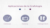APLICACIONES DE LA GRAFOLOGÍA III