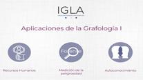 APLICACIONES DE LA GRAFOLOGÍA I
