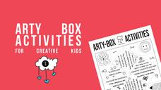 Arty Box Activities