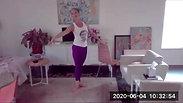 """Ballet Barre """"Exploring circles"""""""