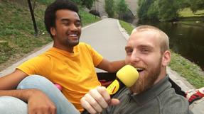TØFL - Vill Vill Vest sykkelintervju