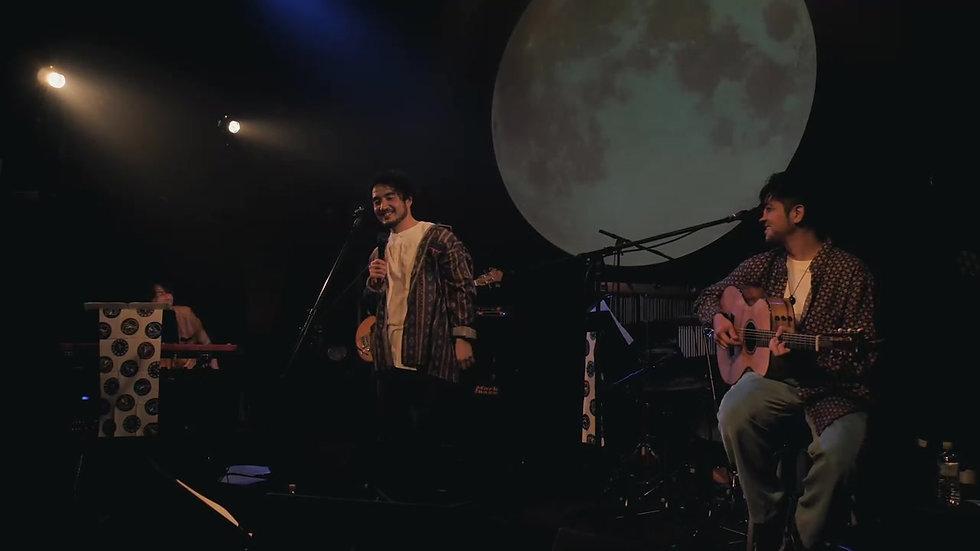 MASSAN×BASHIRY Band set ワンマンライブ