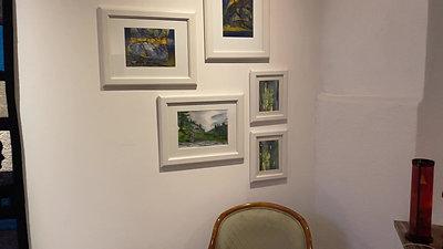 Kunstreise mit Svava K Egilson