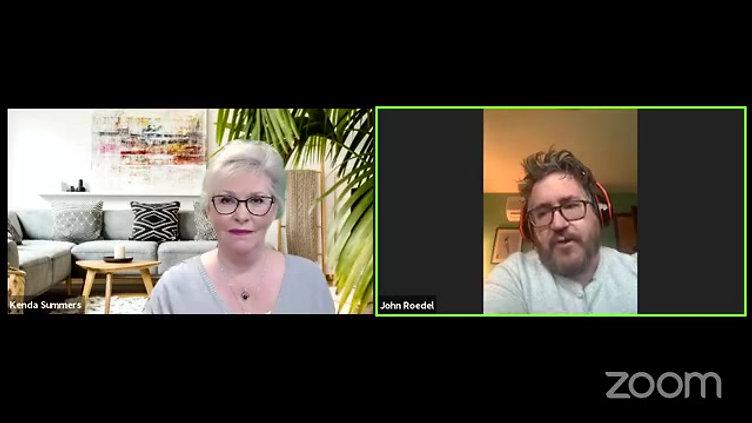 John Roedel interviewed by Kenda Summers