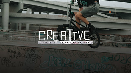 """Creative"" - Film by Braxton Powell"