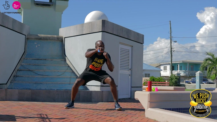 Tyson's Full Body Workout