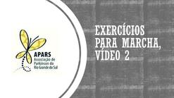 Exercícios de Marcha 2