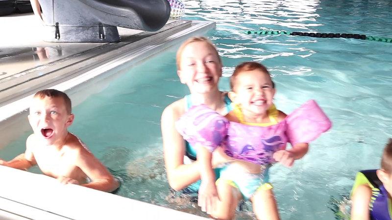 Blackfoot Swimming Pool