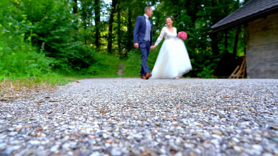 Auswahl an Hochzeitsvideos