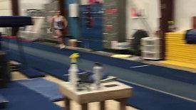 4/9/21 Training - 1/1 Vault