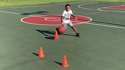 Offensive Dribbling Drill