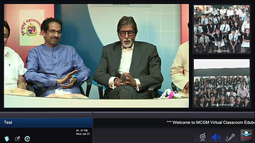 Interaction with Mr. Bacchan
