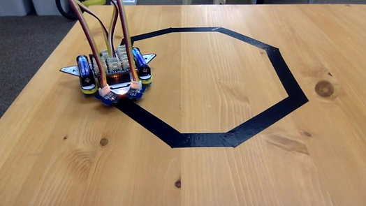 Space Bristlebots Sensors