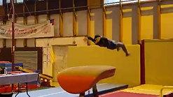 Bellevine saut