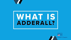 What is Adderall?