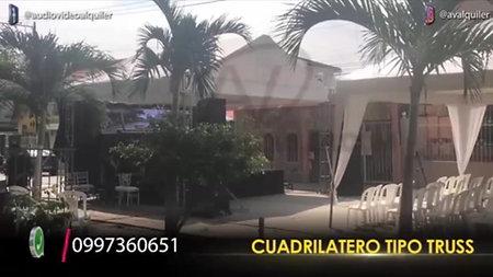 CUADRILÁTEROS TIPO TRUSS