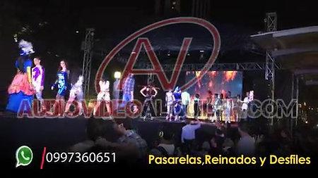 PASARELAS - DESFILES