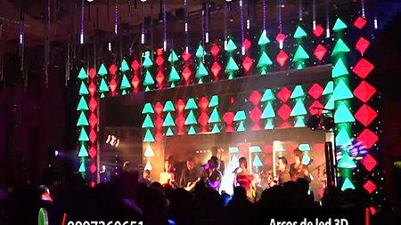 ARCOS LED 3D