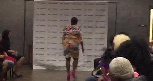 Curvy Girl Walk Off 2017