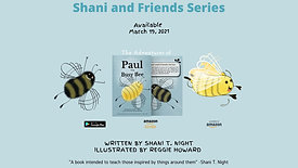 Paul The Busy Bee (Book 5)